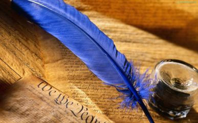 pen-blue-feather-ink-old-paper-wall_18115